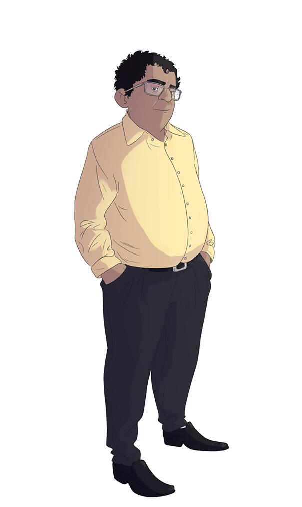 Père projet Zineb