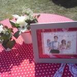 Demande spéciale pour un mariage