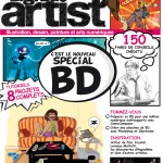Publication digital artiste 2012