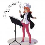 Commande de l'Orchestre de Paris 2013