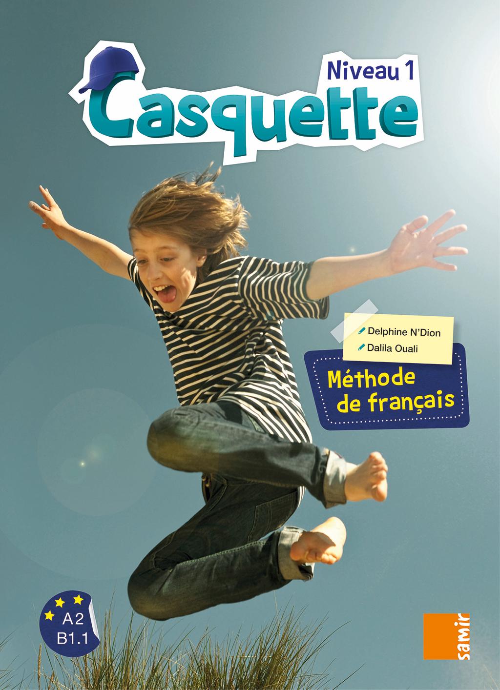 couverture casquette Samir Editeur